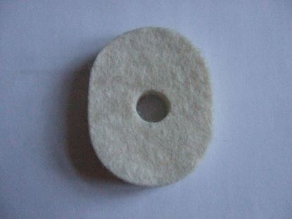 Picture of 70621 Clutch & Brake pedal felt